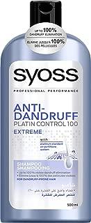 Syoss Shampoo Anti-Dandruff 500 ml