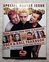 Billy Joe Armstrong, Tre Cool & Mike Dirnt - Green Day - Rock & Roll Yearbook - Rolling Stone Magazine - #724-725 - December 28, 1995 - January 11, 1996