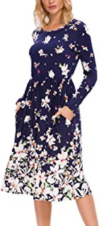 Best modest dress with pockets Reviews