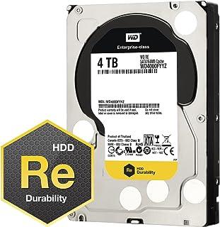 Western Digital WD4000FYYZ ENTERPRISE 4TB 7200RPM 64MB Cache SATA 6.0Gb/s 3.5 移动硬盘