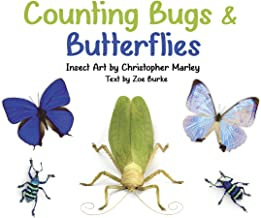 Counting Bugs and Butterflies: Insect Art by Christopher Marley