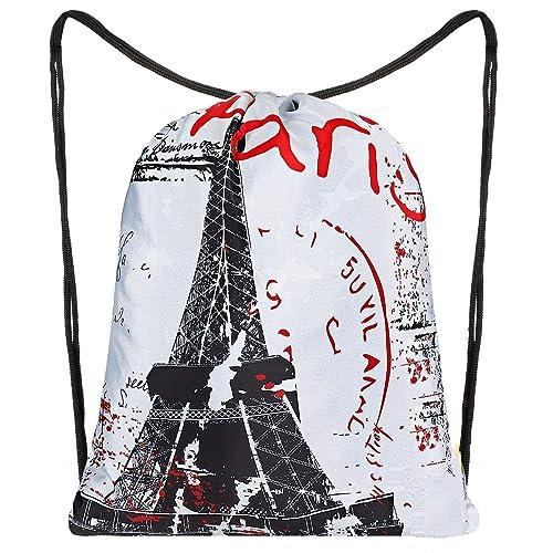 Drawstring Bags for Women /& Men Tote Swimming Vintage 21#-TRUST