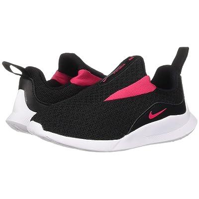 Nike Kids Viale (Infant/Toddler) (Black/Rush Pink/White) Girls Shoes