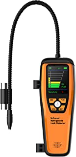 Elitech ILD-300 Advanced Refrigerant Leak Detector Halogen Tester for HVAC Rechargeable CFCs HCFCs HFCs 10 Years' Life 【3 Years Warranty】-1 Pack