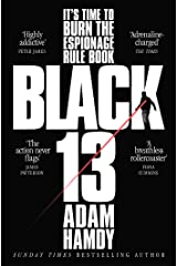 Black 13: The Most Explosive Thriller You'll Read All Year, from the Sunday times Bestseller (Scott Pearce Book 1) Kindle Edition