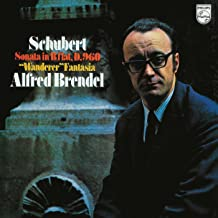 Schubert: Pno Sonata 21 In B Flat; Wanderer Fantasy