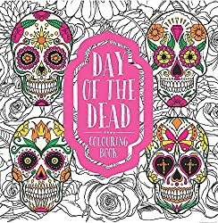 Day Of The Dead Coloring Pages - GetColoringPages.com | 250x244
