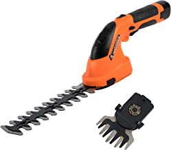 Sponsored Ad – Yard Force 7.2 V Cordless Edging Grass & Hedge Shear Set with Li-Ion battery and Charger - LH A17