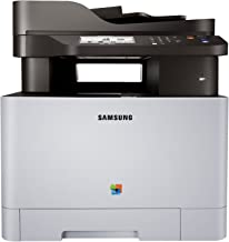 Samsung Xpress C1860FW Wireless Color Laser Printer with Scan/Copy/Fax, Simple NFC + WiFi..