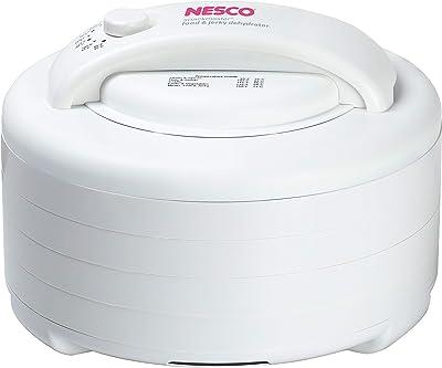 Nesco FD-60 Deshidratador de Fruta, Blanco