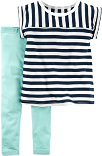 Carters Girls 2 Pc Playwear Sets 259g272