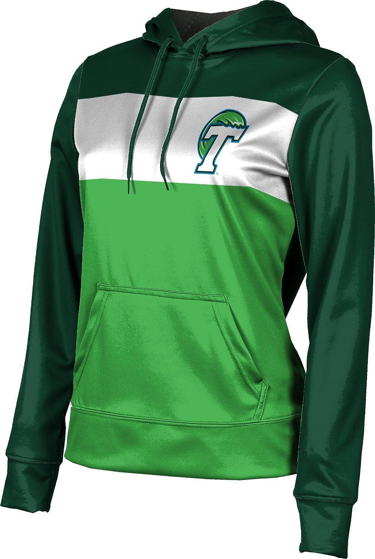 Tulane University Girls' Pullover Hoodie, School Spirit Sweatshirt (Prime)