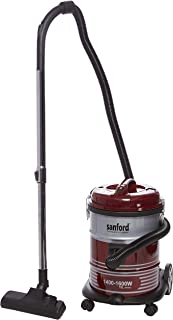 Sanford Vacuum Cleaner, Red/Silver, SF879VC BS