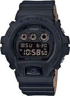 Casio DW-6900LU-1 G-Shock Chronograph Digital Men's Watch (Gray/Light Brown)