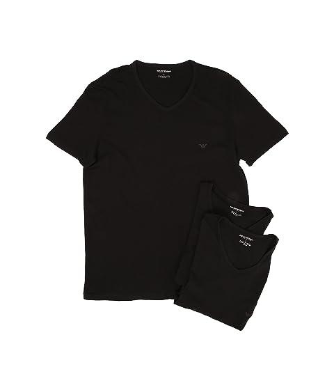 Emporio Armani 3-Pack V-Neck T-Shirt