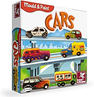 Toy Kraft Mould and Paint-Car