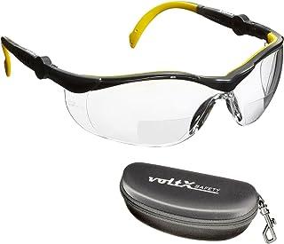 9706dc1738 voltX 'GT' Gafas de seguridad de lectura bifocales adjustables, safety  glasses (TRANSPARENTE
