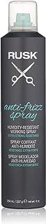 RUSK Anti-Frizz Spray, 8 fl. oz.