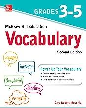 McGraw-Hill Education Vocabulary Grades 3-5, Second Edition