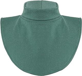iiniim Cuello Falso Desmontable Mujer Hombre Collar Cálida Extraíble para Jersey Camisa Blusa Elegante Ropa Invierno Otoño...
