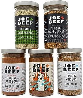 Joe Beef Spice Blends (Spice Bundle)