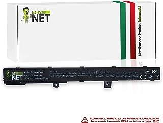 New Net - Batería de 2600 mAh Compatible con portátiles ASUS X551CA-SX024H X551CA-SX029D X551CA-SX029H X551CA-SX030D X551CA-SX030H X551MAV-SX1010H X551MAV-SX1011H X551MAV-SX970H X551MAV-SX386B