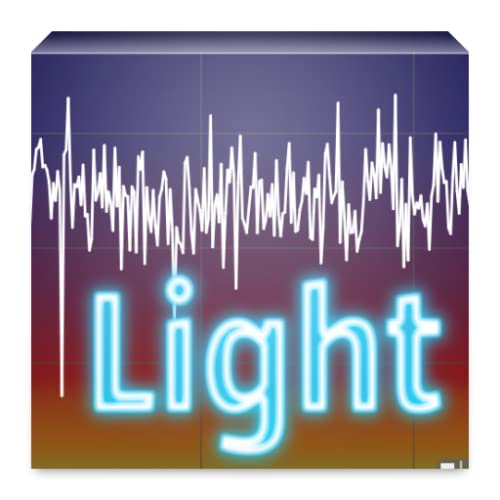 Light  - Luxmeter with graph