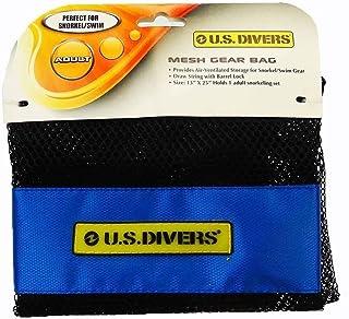 US Diversメッシュバッグ、大人用( Perfect for Swim / snorkel )