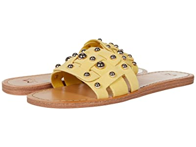 Marc Fisher LTD Pacca (Yellow Suede) Women