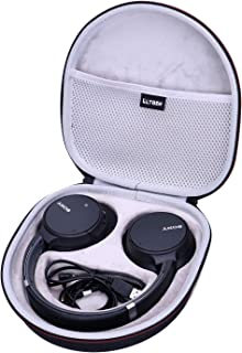 LTGEM EVA Hard Case for Sony WH-CH700N Wireless Bluetooth Noise Canceling Over The Ear Headphones - Travel Protective Carr...