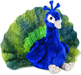 Aurora 6860, 06860, Flopsie Perry Peacock, 12In, Soft Toy, Multi-Coloured