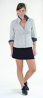Devon Women's Active Performance Skort Lightweight Skirt for Running Tennis Golf Workout Sports