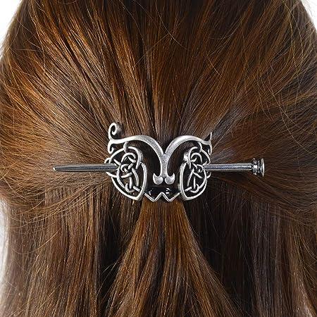 Ladies//Girl/'s Cat Hair Clip Animal Hollow Hair Pin Barrette Hair Decor LH
