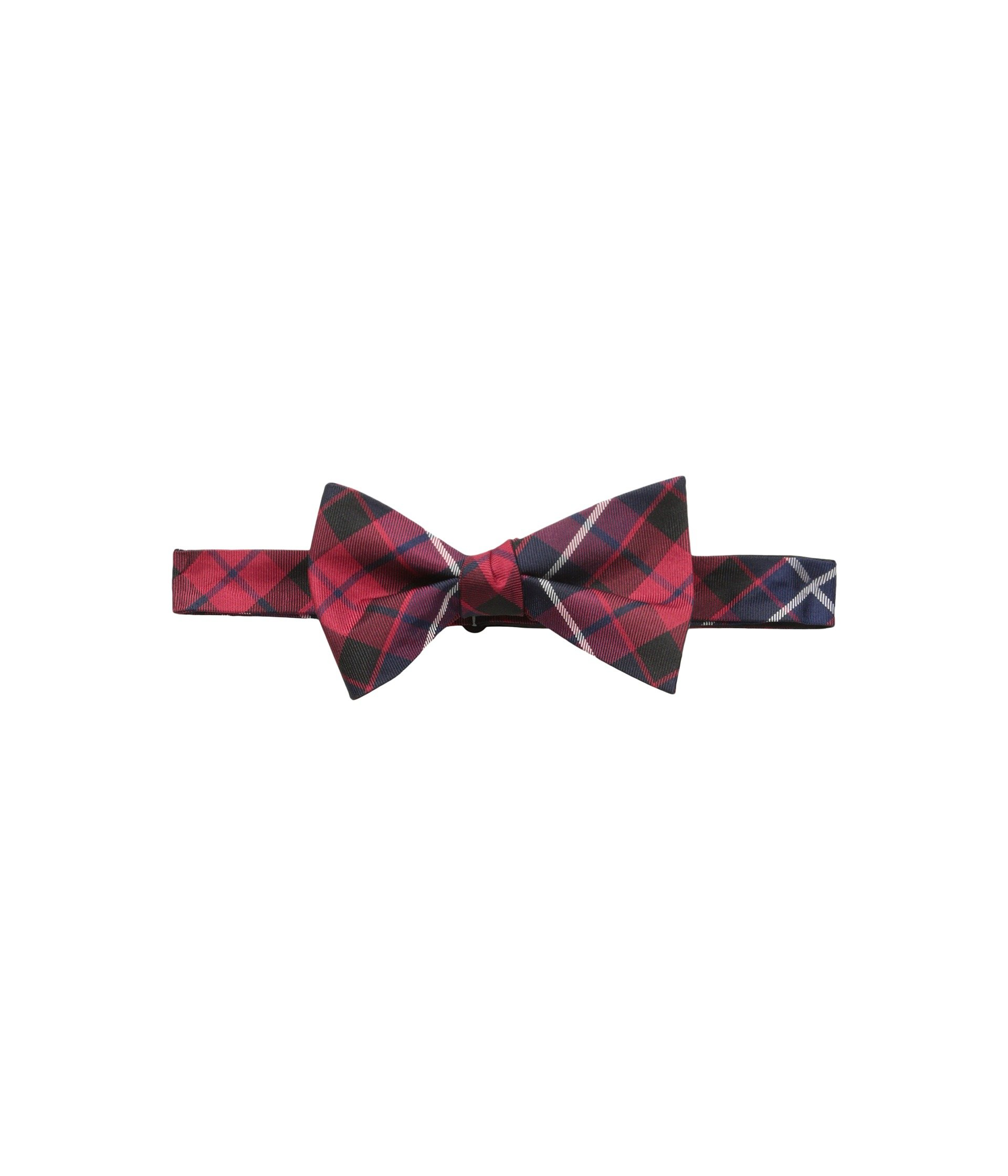 Corbata para Hombre Tommy Hilfiger Large Plaid Self-Tie Bow Tie  + Tommy Hilfiger en VeoyCompro.net