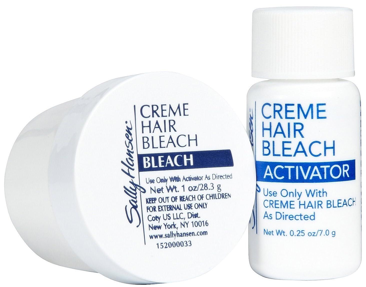 換気するかける支配的顔用へアブリーチクリーム (並行輸入品)