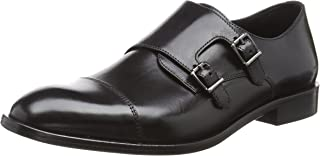 Geox U Saymore E, Monk-Strap Loafers Homme