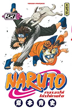 Naruto - Tome 23 (Shonen Kana) (French Edition)