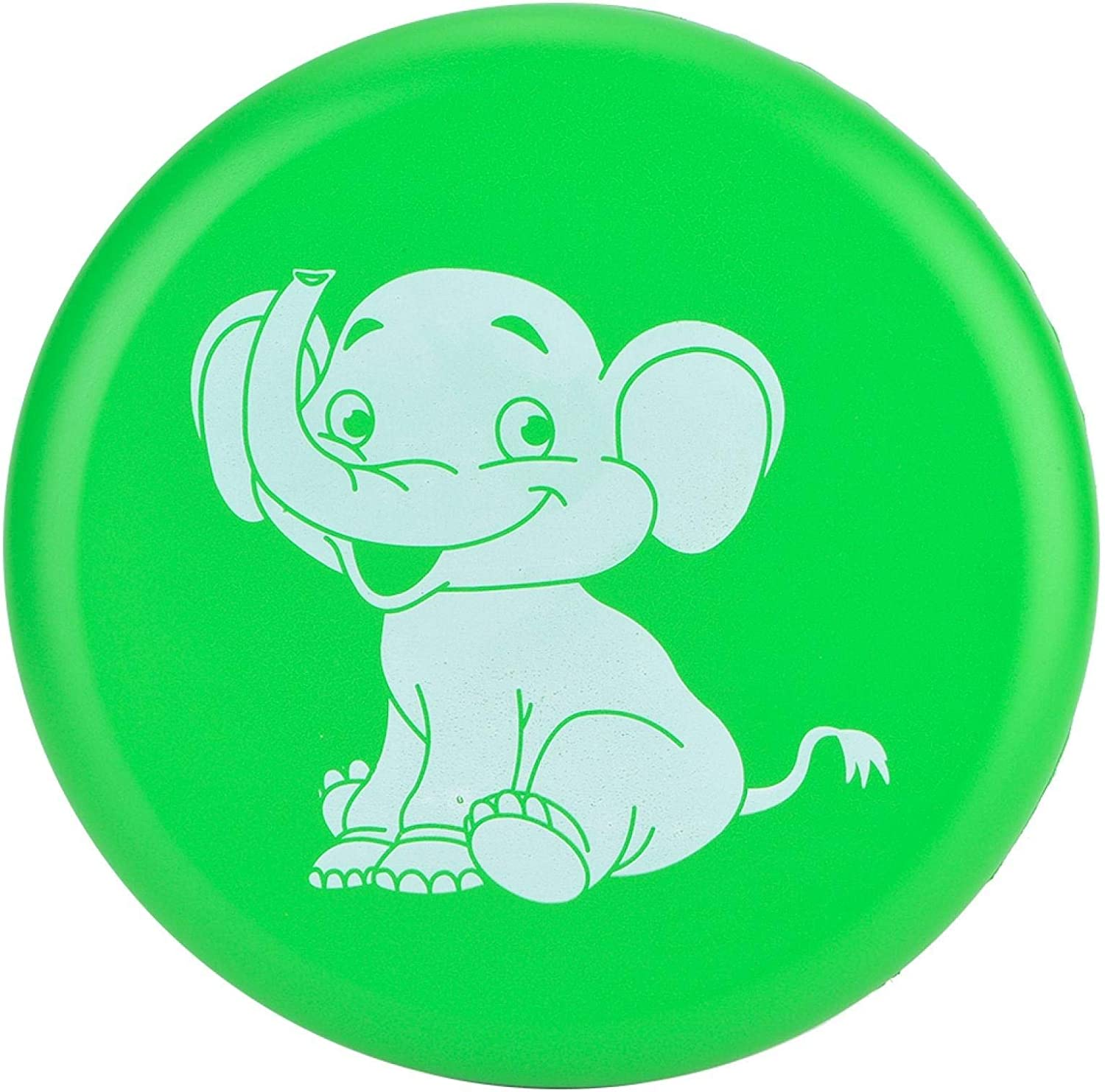 DAUERHAFT PU Soft Child Flying Disc Branded goods Ranking TOP11 Bright Di and Pet Attractive