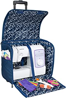 Best sewing machine rolling bag Reviews