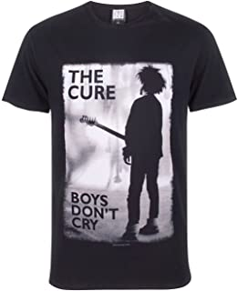 The Cure Boys Don't Cry Men's T-Shirt