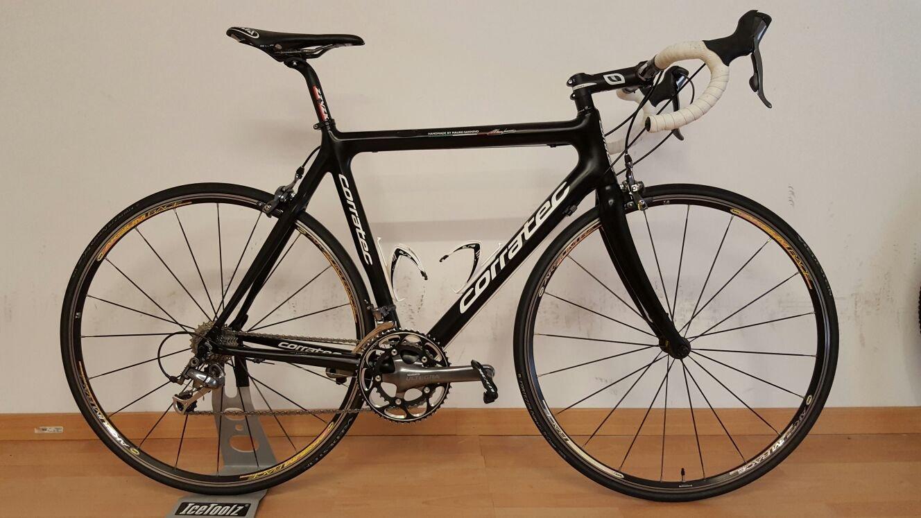 Corratec - Bicicleta de carretera con Shimano Ultegra y 10 ...