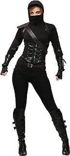 Ninja Assassin Costume for Women Women's Ninja Costume Set