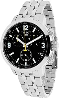 Tissot PRC 200 Watch for Men - Analog, Stainless Steel Band - T0554171105700