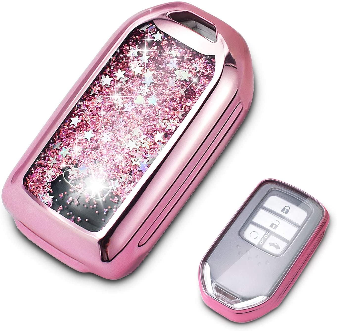 QIAOBA Car Key FOB Cover Honda Tampa Mall Sales of SALE items from new works Protection for