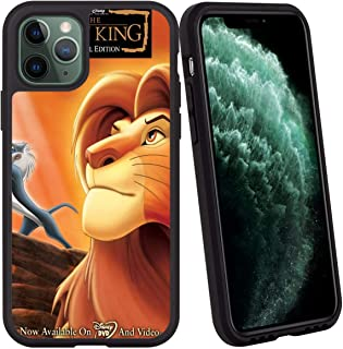 DISNEY COLLECTION Fit Apple iPhone 11 Pro (5.8in) Cartoon Disney Lion King Wallpaper