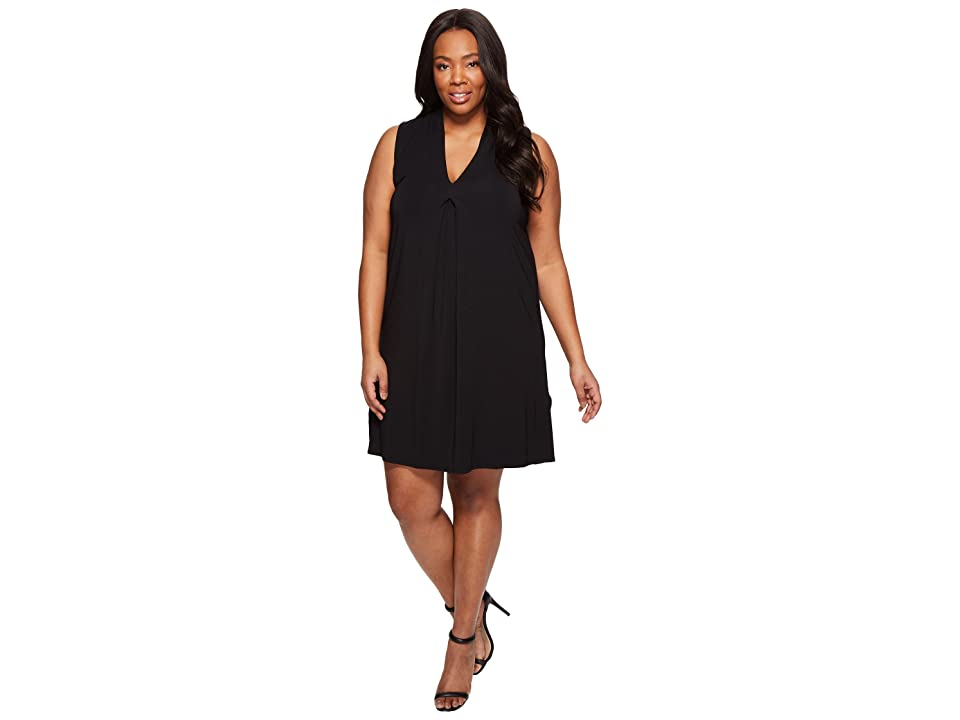 Tart Plus Size Tara Dress (Black) Women