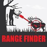 Range Finder for Deer Hunting & Bow Hunting