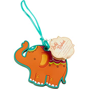 144 Count Lucky Elephant Luggage Tag