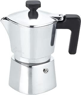 Lagostina Cube 012314200203 Espresso Teapot for 3 Cups