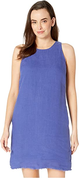 8995a4350b Tommy Bahama Lux Linen Embellished Shift Dress at Zappos.com
